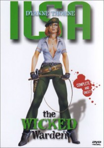 Ilsa, The Wicked Warden   Greta green DVD coverCR 211x300 reviews horror drama