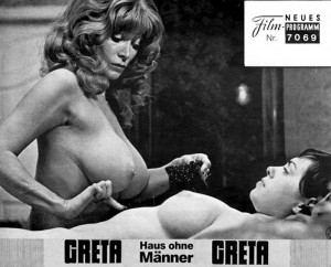 Ilsa, The Wicked Warden   Greta press promo 02CR 300x242 reviews horror drama