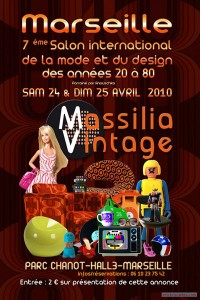 Christian Malbons Poster Collection   Massilia Vintage Marseille front 200x300 news