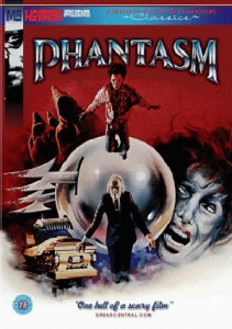 Dario Argento & Don Coscarelli   Phantasm I 18 211x300 news