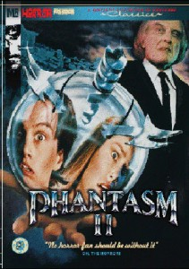 Dario Argento & Don Coscarelli   Phantasm II 21 211x300 news