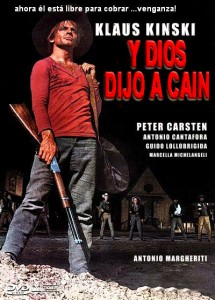 And God Said To Cain   Y dios dijo a cainCR 215x300 western reviews horror