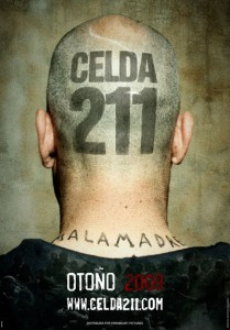 Celda 211   Celda poster02CR 209x300 thriller reviews reviews drama action