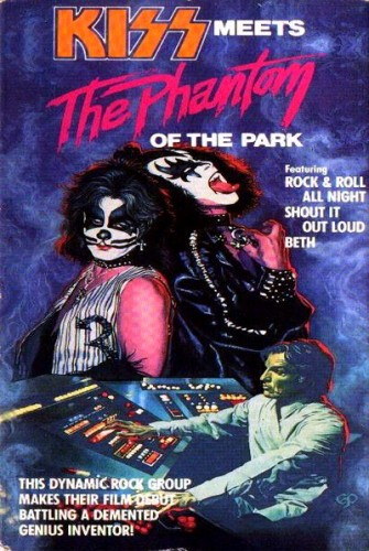 KISS Meets the Phantom of the Park   Kiss Phantom CR 335x500 sci fi reviews fantasy action