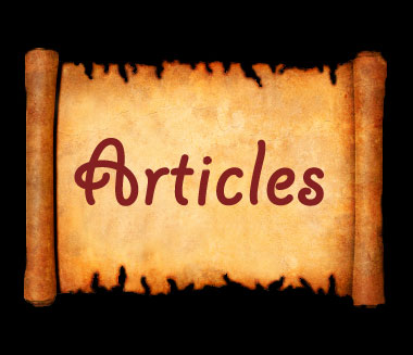 Special Features   Scroll Articles logo sepia 