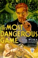 The Most Dangerous Game   the most dangerous game poster 79x120 full length movies
