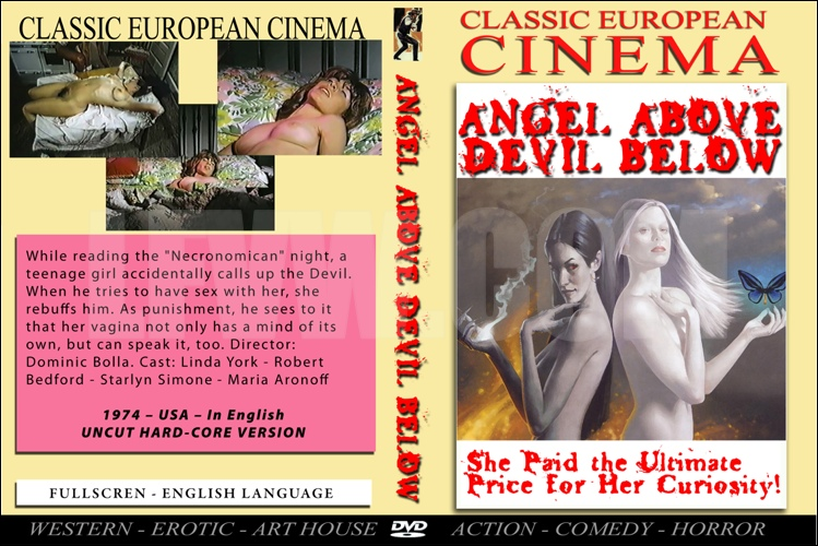 Angel Above The Devil Below   Angel Above The Devil Below poster 2 reviews horror comedy