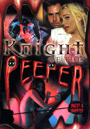 Knight of the Peeper   Knight of the Peeper poster reviews horror