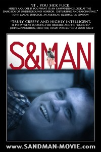 S&Man   SMan poster 1 200x300 reviews horror documentary