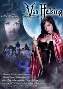 Sexy Adventures of Van Helsing   Sexy Adventures of Van Helsing poster 214x300 reviews horror comedy