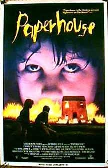 Paperhouse   paperhouse poster reviews horror fantasy
