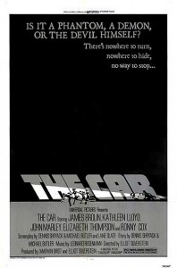 The Car   the car vintage poster 02 198x300 reviews horror fantasy action