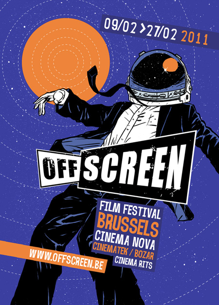 Offscreen Film Festival 2011   Offscreen flyer 2011 poster 72 CR news