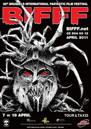Festivals   BIFFF 2011 poster cr 352x500 uncategorized