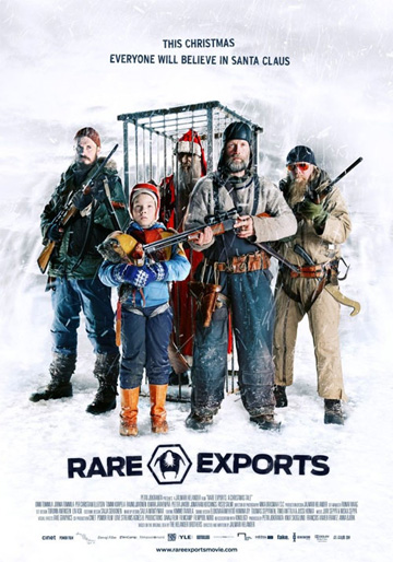 Rare Exports   Rare Exports 2010 reviews horror fantasy comedy