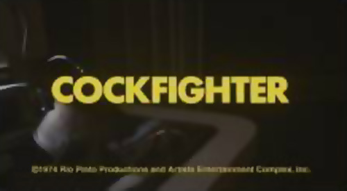 Cockfighter   cockfighter title screen reviews drama