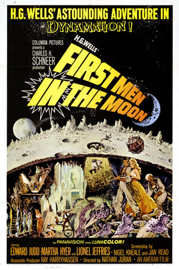 First men in the moon 1964