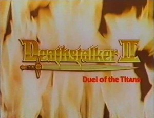 Deathstalker II   DSII titlescreen 300x231 reviews horror fantasy comedy