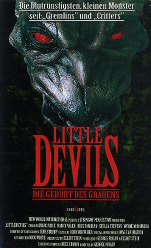Little Devils: The Birth   LittleDevils DieGeburtdesGrauens 306x500 reviews horror comedy