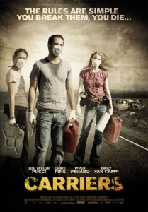 Carriers   carriers 2009 poster01 209x300 reviews horror