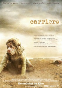 Carriers   carriers poster03 211x300 reviews horror