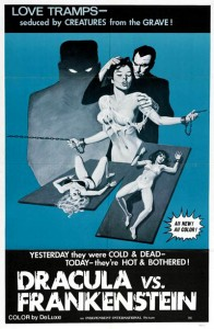 Dracula Vs. Frankenstein   dracula vs frankenstein poster01 196x300 reviews horror