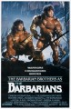 The Barbarians   The Barbarians 1987 poster 78x120 action