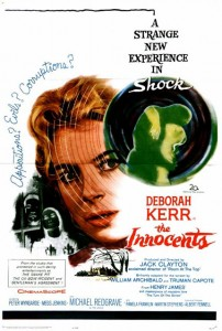 The Innocents   The Innocents 1961 poster 202x300 reviews horror
