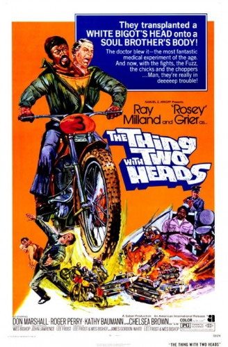 The Thing with Two Heads   Thing with 2 Heads p01 328x500 reviews horror comedy action