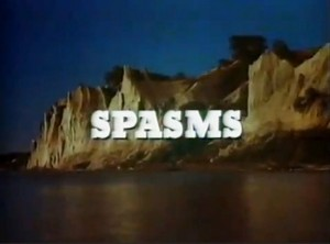 Spasms   spasms title screen 300x222 reviews horror