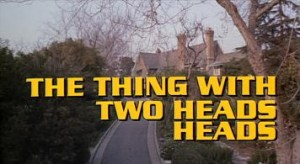 The Thing with Two Heads   the thing with two heads title 300x164 reviews horror comedy action
