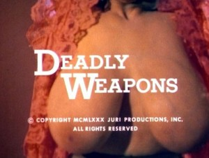 Deadly Weapons   DW title screen 300x228 reviews drama