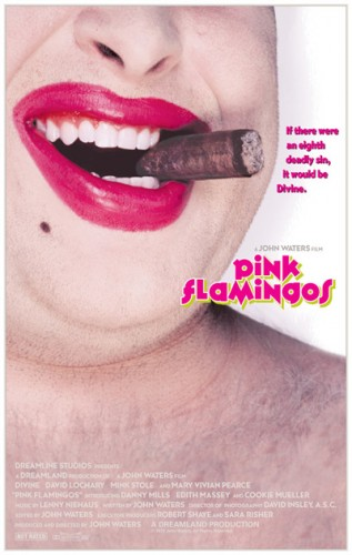 Pink Flamingos   PinkFlamingosPoster 01 317x500 reviews comedy