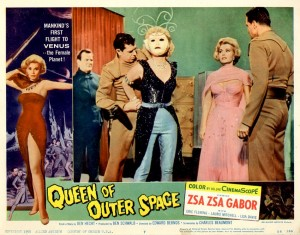 Queen Of Outer Space   QoOS lobby card 03 300x235 sci fi reviews fantasy