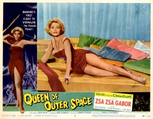 Queen Of Outer Space   QoOS lobby card 07 300x235 sci fi reviews fantasy
