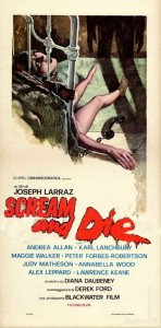 Scream  And Die!   Scream and die poster03 148x300 reviews horror