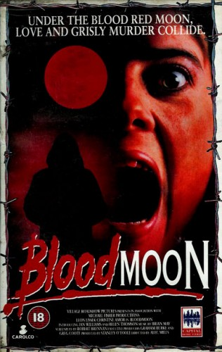 Bloodmoon   blood moon video cover 316x500 thriller reviews reviews horror