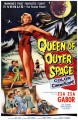 Queen Of Outer Space   queen of outer space poster 01 78x120 sci fi reviews fantasy