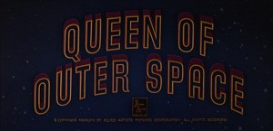 Queen Of Outer Space   queenofouterspace1958dvd 300x145 sci fi reviews fantasy