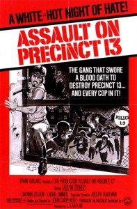 Assault On Precinct 13   AoP13 vintage poster 01 197x300 thriller reviews reviews action