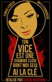 Your Vice Is A Locked Room And Only I have The Key   Your Vice french poster 76x120 thriller reviews reviews horror