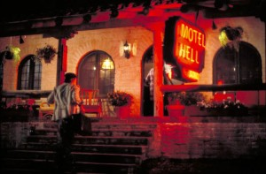 Motel Hell   MH motel entrance 300x197 reviews horror comedy