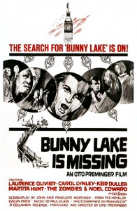 Bunny Lake Is Missing   Bunny Lake poster 031 196x300 thriller reviews reviews drama