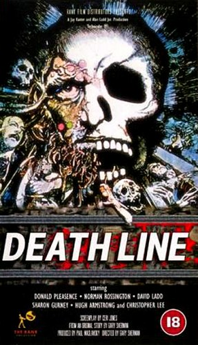 Raw Meat   Death Line 1973 vhs 287x500 reviews horror