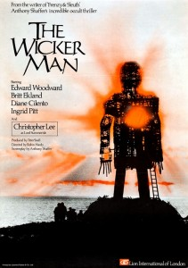 The Wicker Man   The Wicker Man poster 01 211x300 thriller reviews reviews horror drama