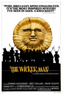 The Wicker Man   The Wicker Man poster 02 201x300 thriller reviews reviews horror drama