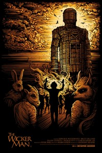 The Wicker Man   The Wicker Man poster 05 200x300 thriller reviews reviews horror drama