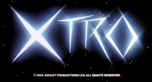 Xtro   Xtro title screen 300x163 sci fi reviews horror