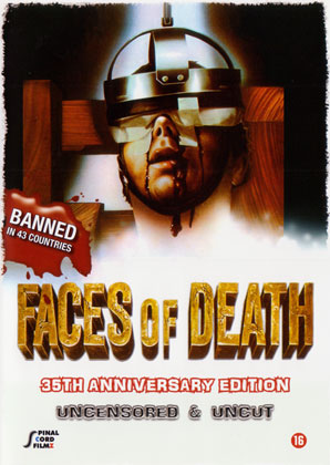 Zeno Pictures   Faces of Death dvd front 298