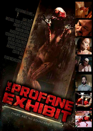 BIFFF 2014   The Profane Exhibit poster 02